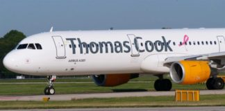 Thomas Cook Airlines Faillite